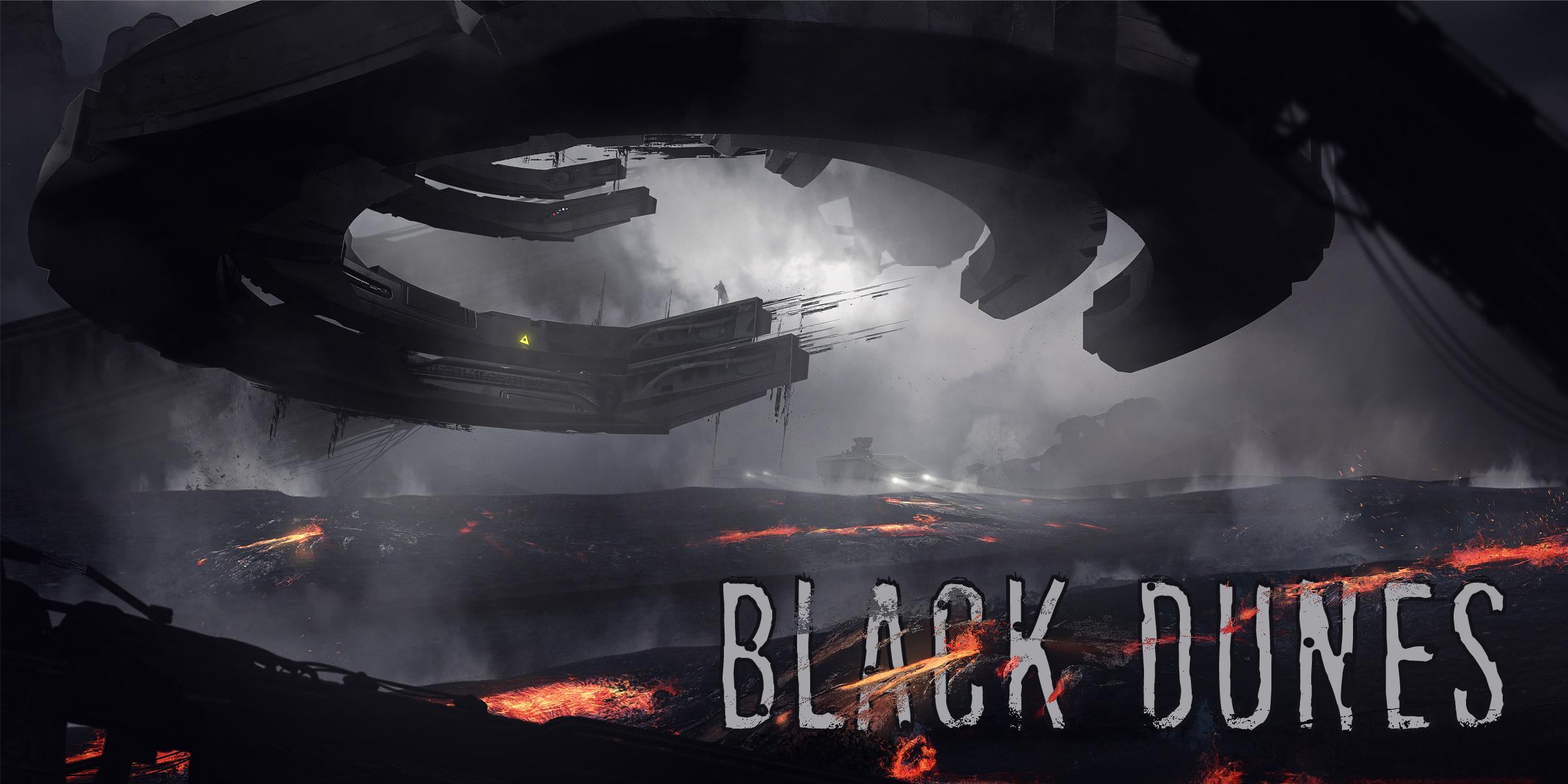 Black Dunes