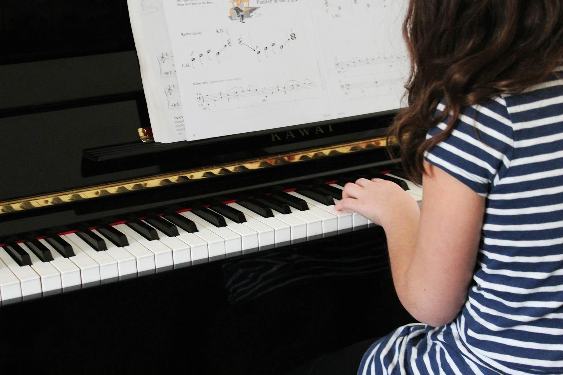 scuola di musica cmp pianoforte